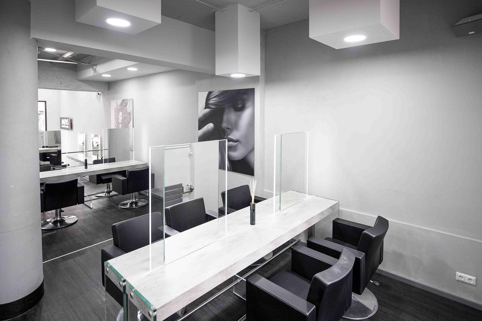 Salon | Ihr Haar ist unsere Leidenschaft – Friseursalon in Düsseldorf