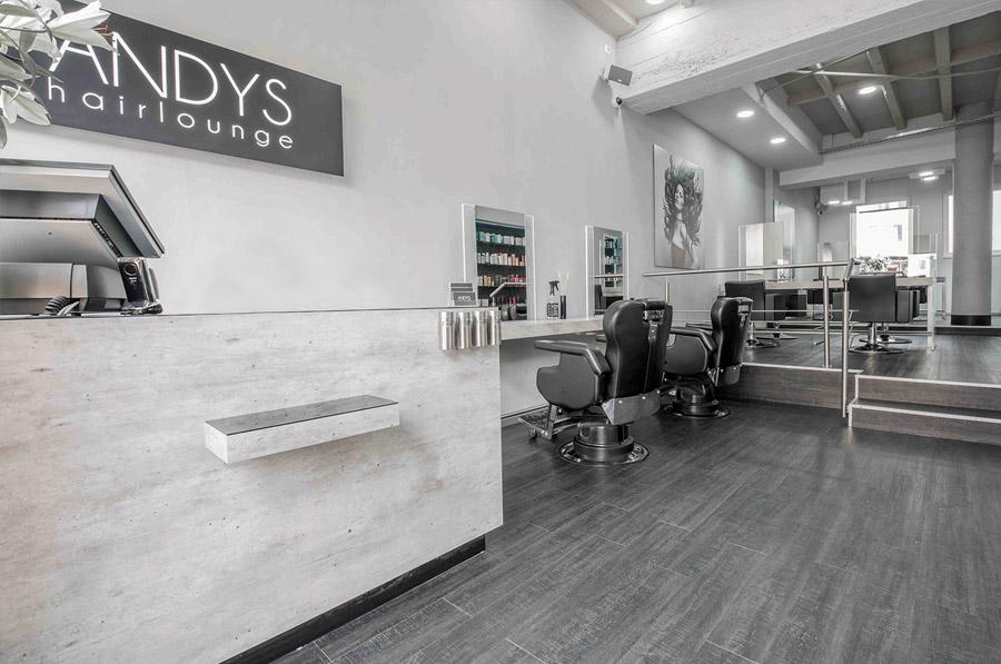Andys Hairlounge - Salon